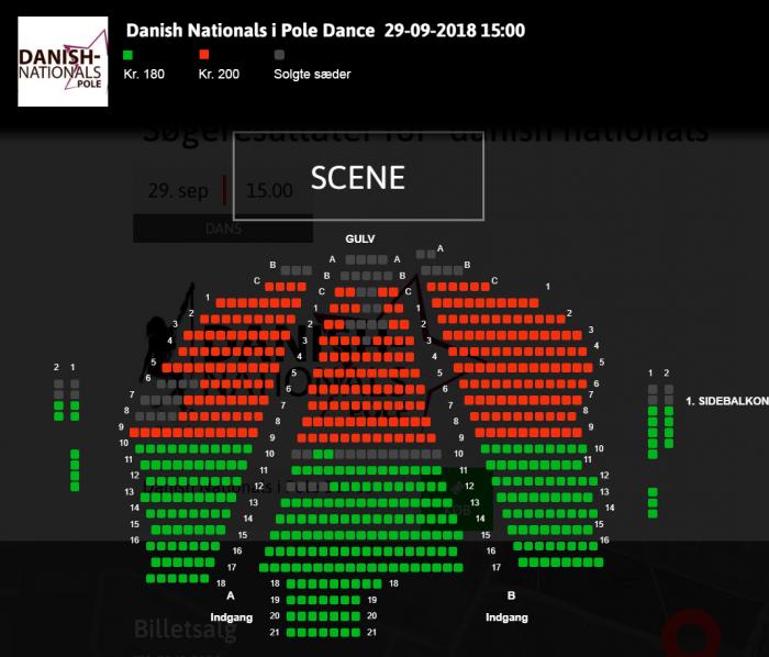 Teater sæde forklaring web